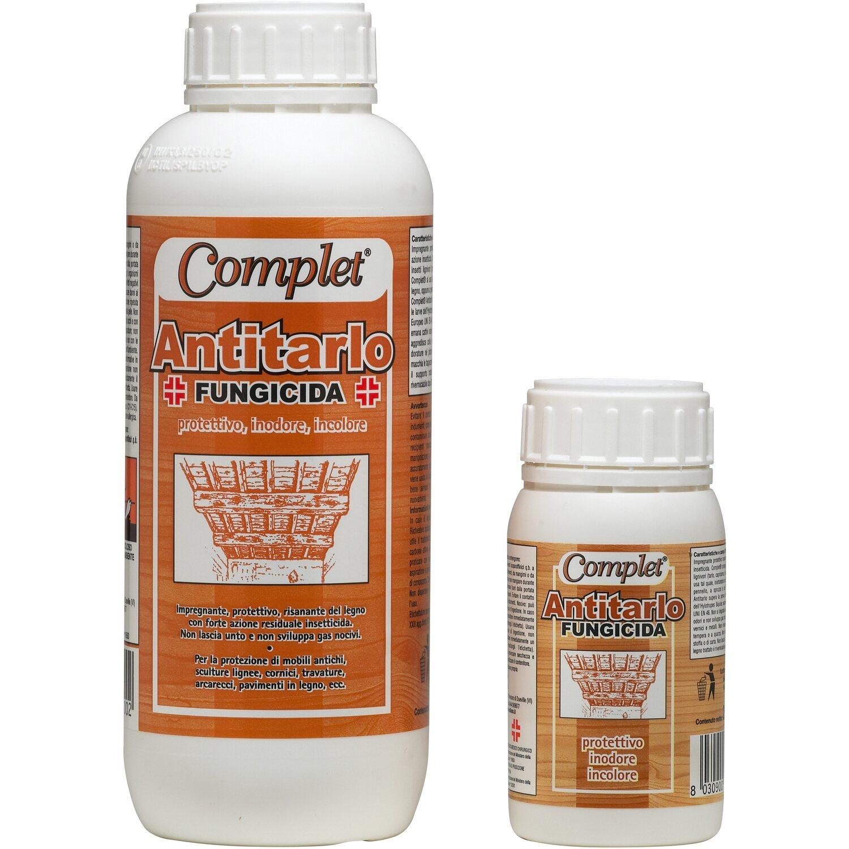 Antitarlo Fungicida Inodore Complet 250 Ml Acquista Da Obi