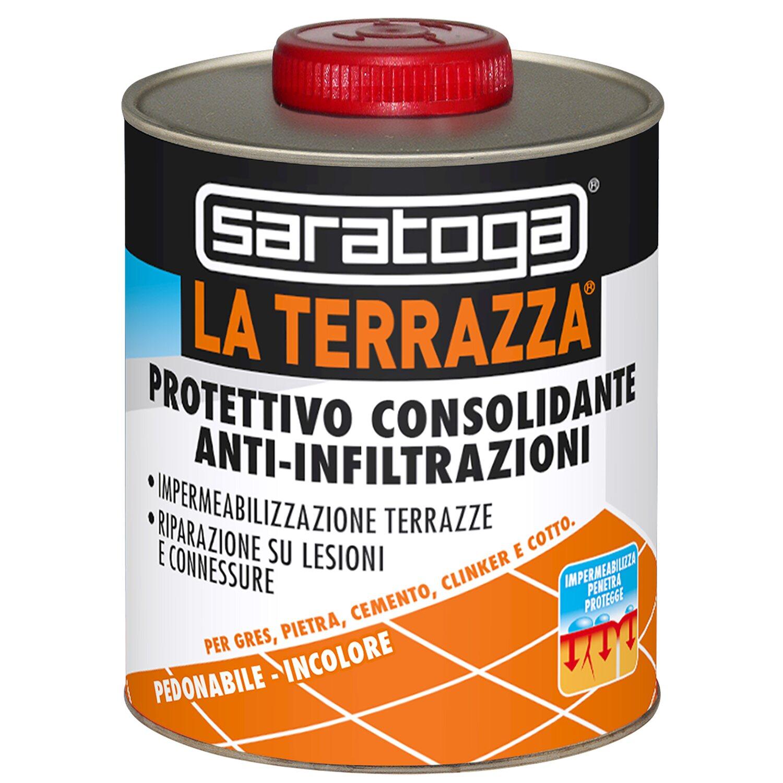 Saratoga protettivo anti-Infiltrazioni La Terrazza 1 l acquista da OBI