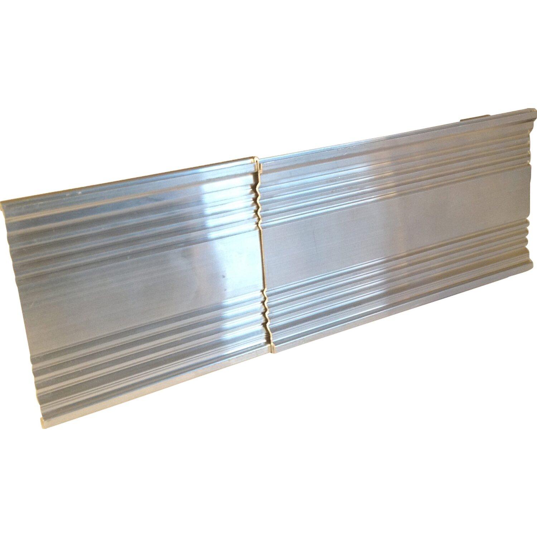 Bordure Per Aiuole In Plastica Prezzi.Bordura In Alluminio Alubord I 10 Cm X 1 Cm X 120 Cm Acquista Da Obi