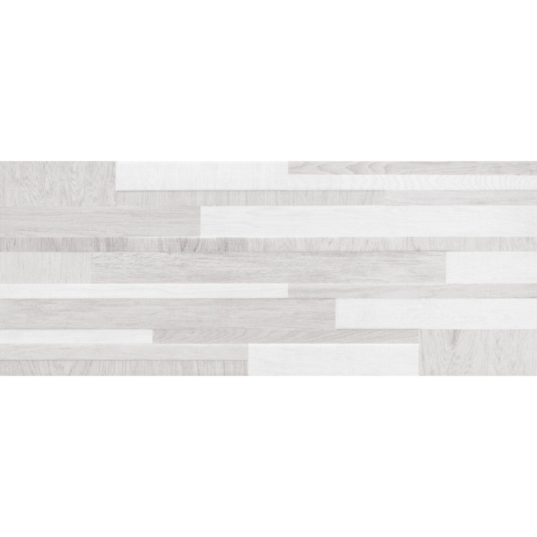 Rivestimento murale rovere elegante grigio intarsio - Rivestimento cucina no piastrelle ...