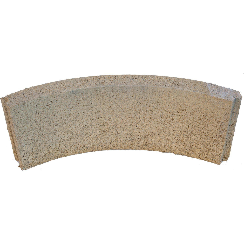 bordi per aiuole in cemento