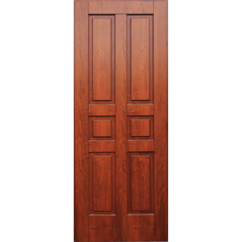 Colori Pannelli Porte Blindate pannello per porta blindata ciliegio medio