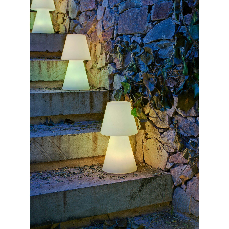 Lampade Per Porticati Esterni lampada wireless lola 32 cm x 17,5 cm x 17,5 cm   obi