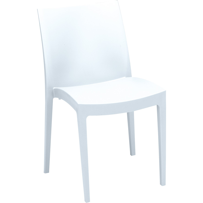 Grandsoleil sedia Venice bianca | OBI