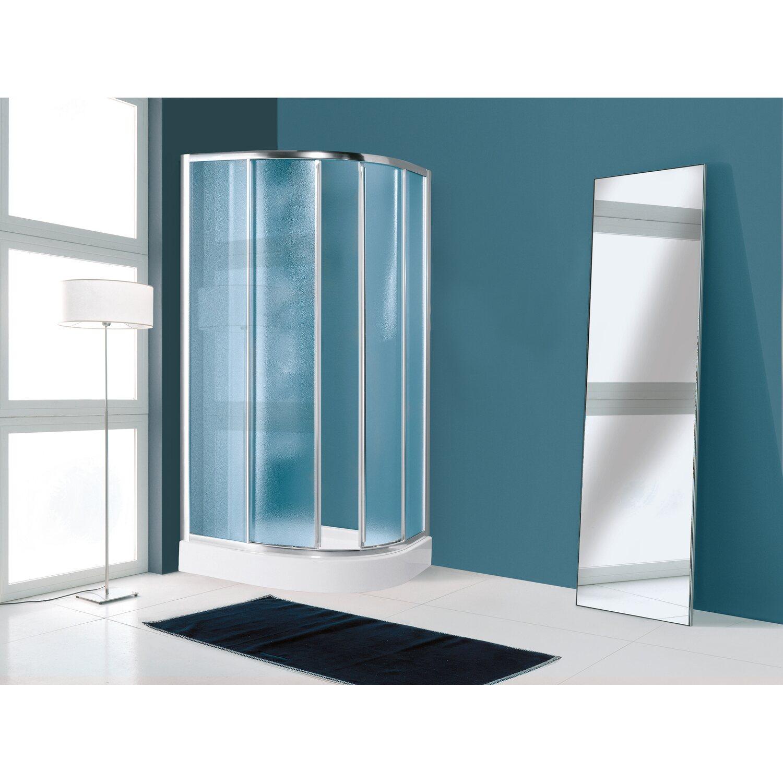 Box doccia paradise rettangolare stondato acquista da obi for Box doccia obi