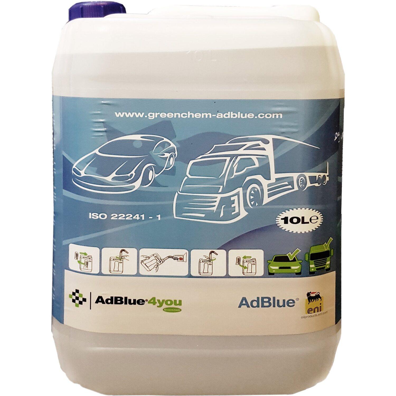 Eni liquido adblue 10 l acquista da obi for Obi stufe a combustibile liquido