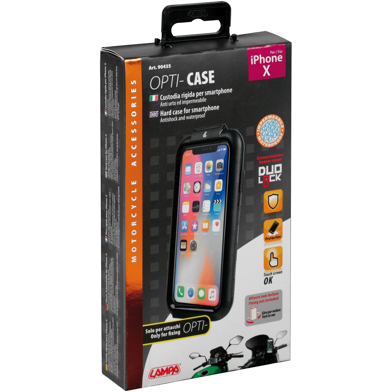 Custodia Rigida Impermeabile per Apple iPhone X / XS