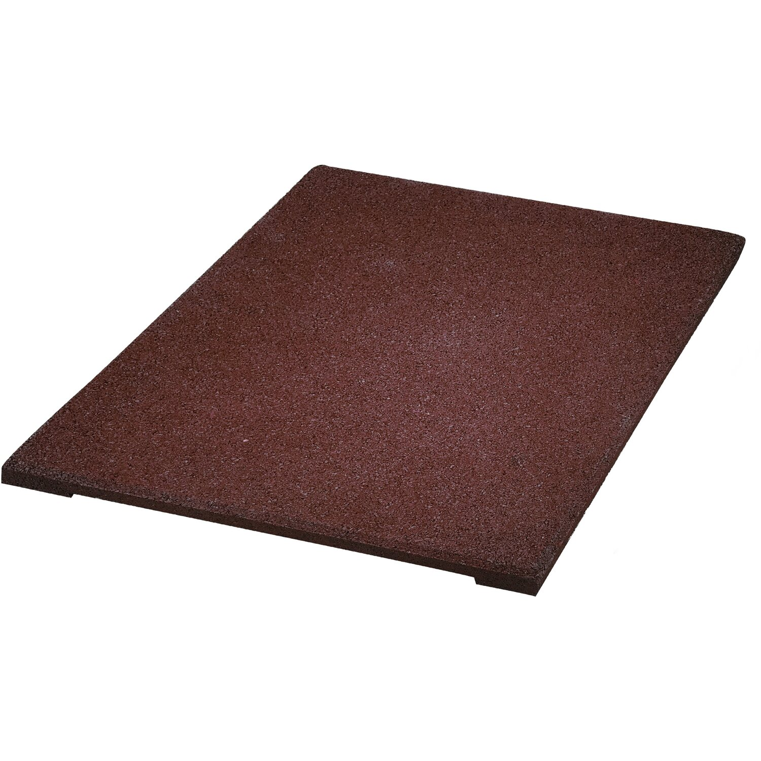 Pavimento Per Gazebo Kit.Piastrella Rubbertile In Gomma Antiurto 40 X 40 Cm