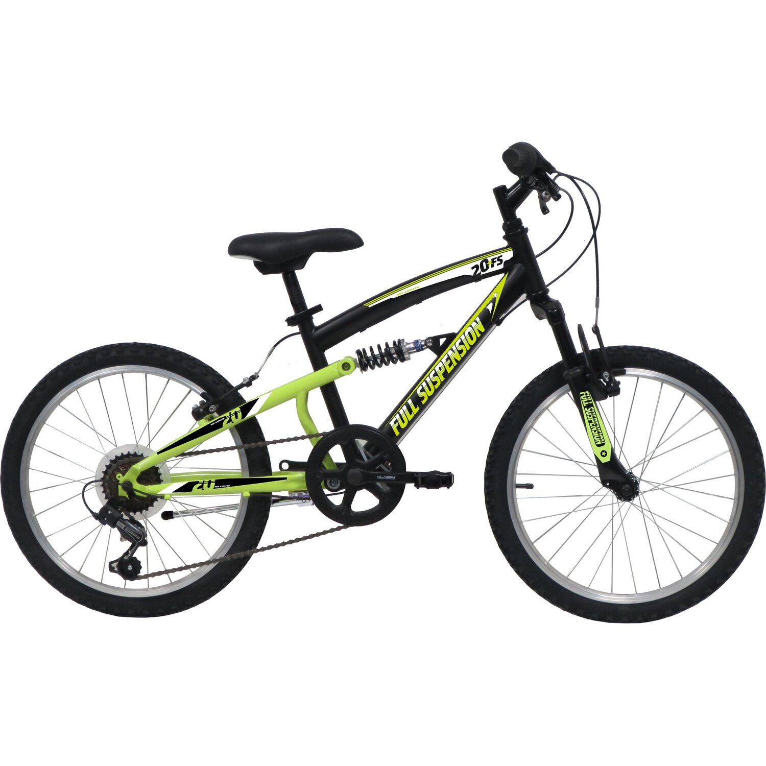 Bicicletta Mountain Bike 20 Bambino