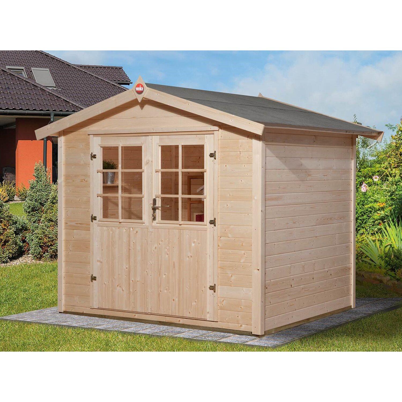 Casette In Legno Terrazzo Permessi casetta da giardino in legno ravenna b 300 x 205 cm | obi