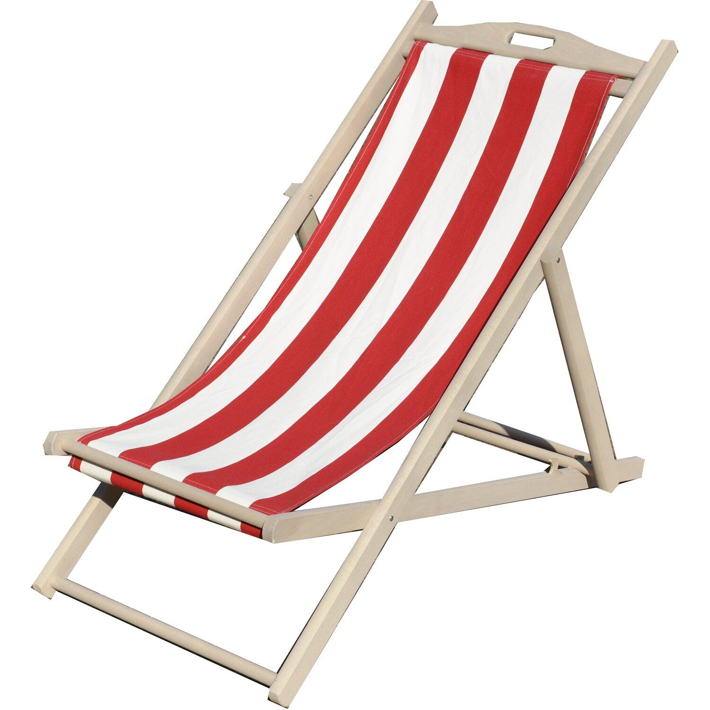 Sdraio Da Spiaggia Prezzi.Sdraio Mare In Legno Betty Lusso Con Maniglia E Telo Sfilabile Obi