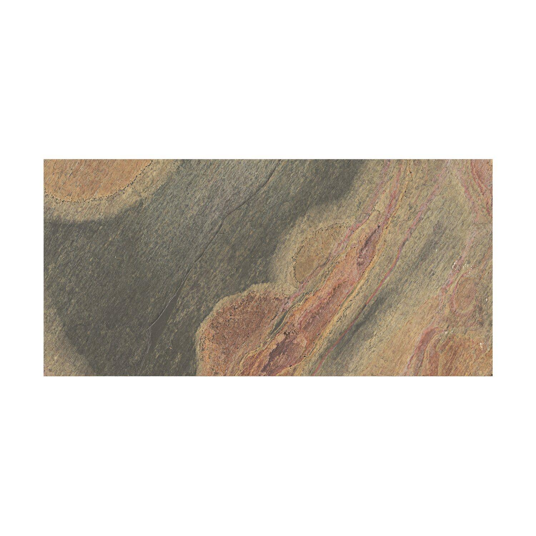 Piastrelle Decorative Per Tavoli piastrella da esterno roccione 15,3 x 31 cm