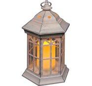 Lanterna LED effetto fiamma