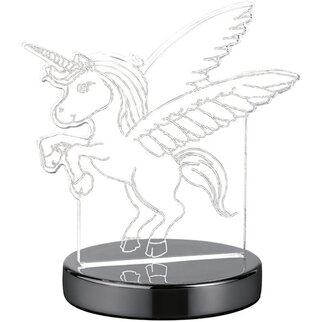 Lampada Da Tavolo Unicorno A Led 20 Cm Acquista Da Obi
