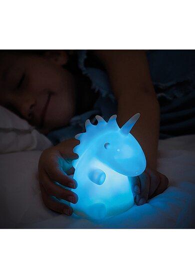 Luce da notte unicorno LED RGB multicolor