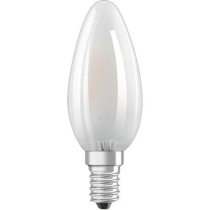 Lampadina E14 Calda Retrofit Candela Led Tutto Luce Vetro Osram l3T1cFJK