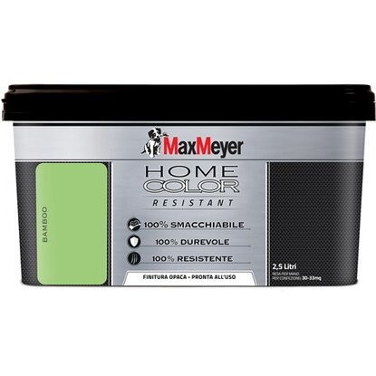 MaxMeyer home color resistant bamboo 2,5 l
