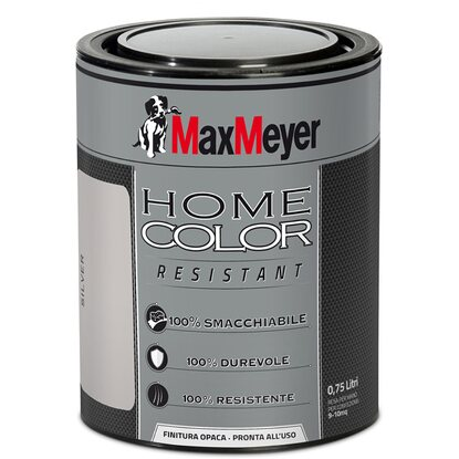 MaxMeyer home color resistant silver 0,75 l