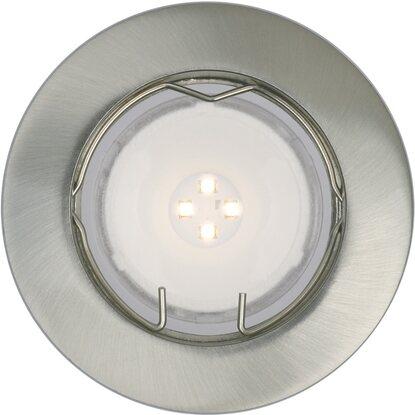 Obi faretti a led da incasso in alluminio nichel for Prezzo faretti a led