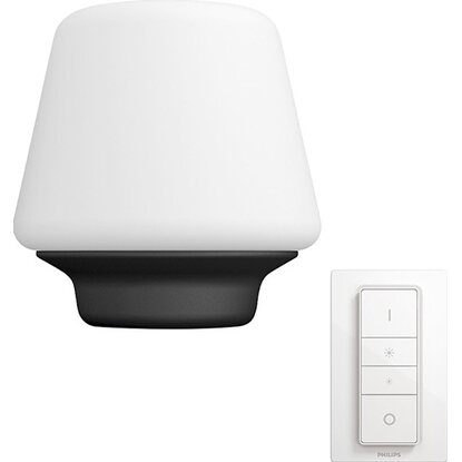 Philips Hue lampada da tavolo LED Wellness con telecomando Dimmer Switch