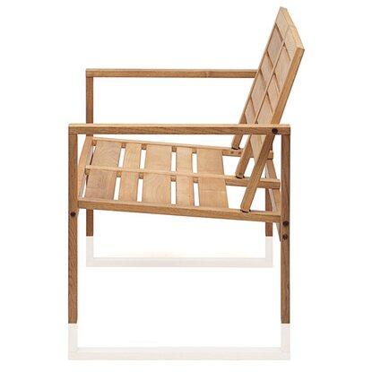 Divano 2 posti da esterno serie noah in legno di robinia for Divano esterno legno
