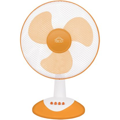 Ventilatore da tavolo orange Ø 40 cm