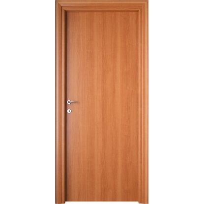 Porta a battente reversibile dois tanganika chiaro 210 cm x 80 cm acquista da obi - Porte da interno obi ...