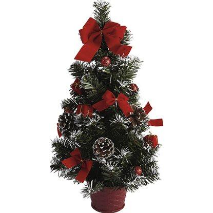 Mini albero di natale con vaso 45 cm acquista da obi - Albero di natale stampabili gratis ...