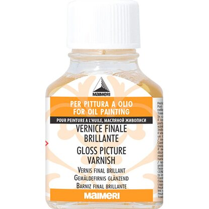 Vernice finale brillante 75 ml