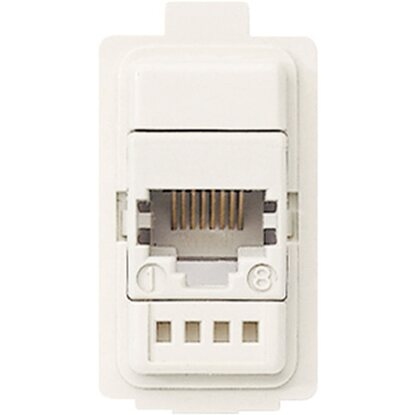Bticino Magic presa di rete RJ45 UTP cat5E