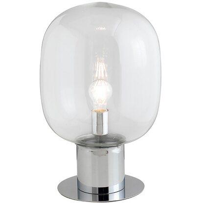 Luce 18 Ø Ambiente Fellini Cm Design Trasparente Vetro Lume 7ygb6f
