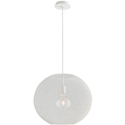 Sospensione In Metallo Esedra Design Luce Bianco Ambiente zMpqSUV