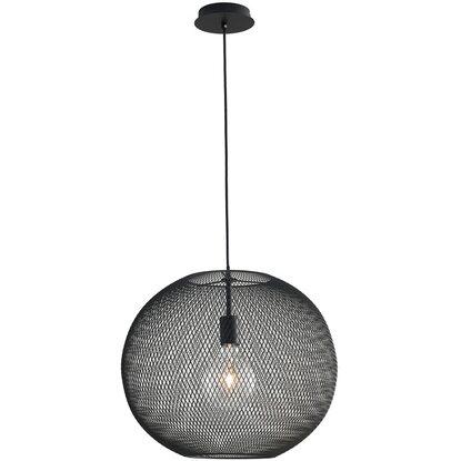 Nero Esedra Design Luce Ambiente Sospensione Metallo In wnk0OP