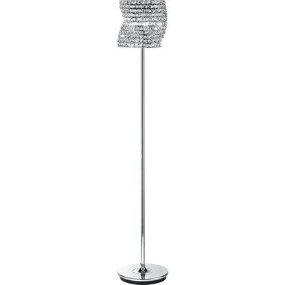 Luce Ambiente Design Piantana Flamenco Con Cristalli 34 Metallo Cm Yg7bfy6v