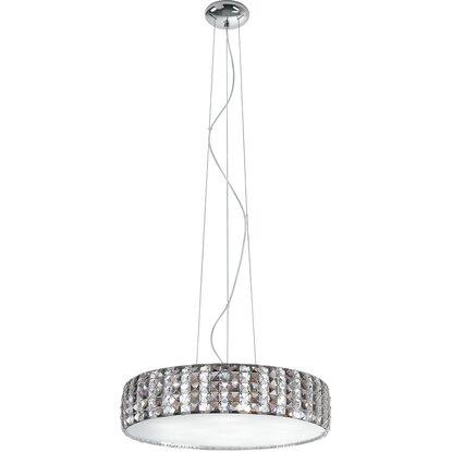 Cristalli 9 In Tango Ambiente Sospensione Luci Con Luce Design Metallo XZiuPOk