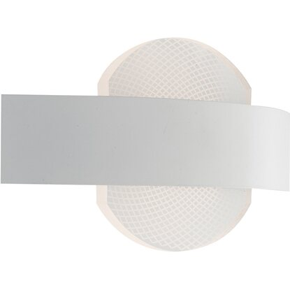 LUCE ambiente Design applique Eternity LED in metallo