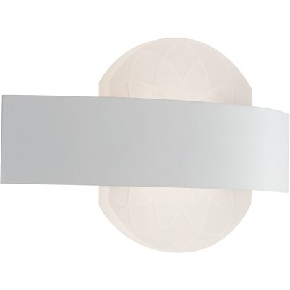 LUCE ambiente Design applique Himalaya LED in metallo