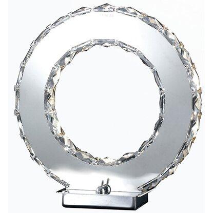 Metallo Luce Melody Con Lumetto Design Ambiente Led Cristalli BrxdCoe