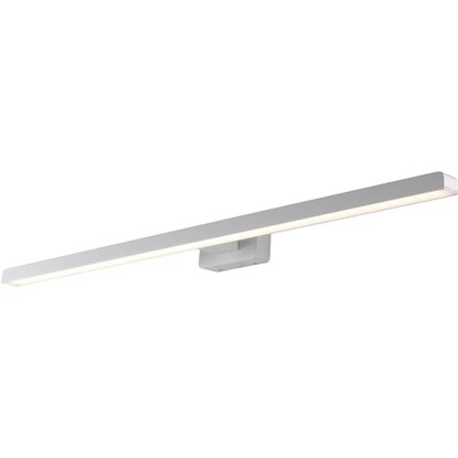 INTEC applique Lancer LED 230 V IP54 in alluminio bianco opaco