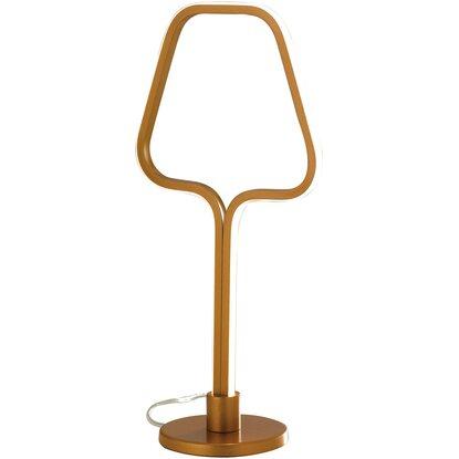 Luce Ambiente Color Lumetto Led Alluminio Sinatra In Design Oro VMSUpqz