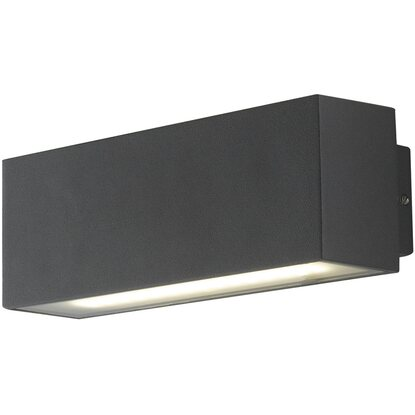 2 Intec 230 18 Applique Cm In Agera Led V Alluminio JTFK13lc