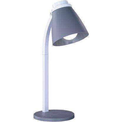 Lampada 32 Cm Da Acrilico Pixi Tavolo Trio Alluminio 5Ljq3R4A