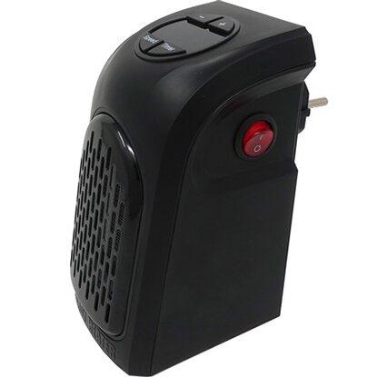 Stufa elettrica portatile handy heater regolabile ed a for Stufa handy heater recensioni