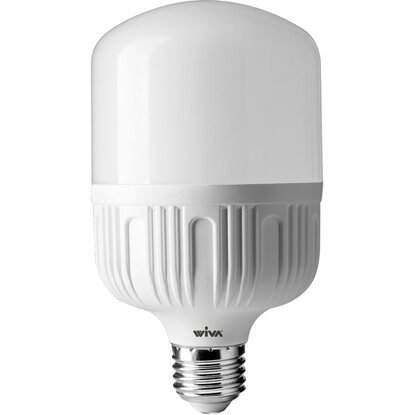 Lampada LED HI-Power SL opale E27 18W 4000K luce naturale