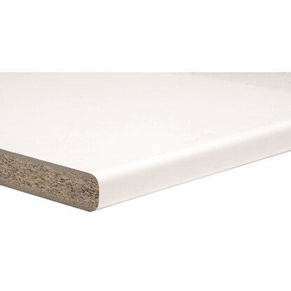 Top cucina bianco 2050 mm x 600 mm x 28 mm acquista da obi for Adesivi per piastrelle brico