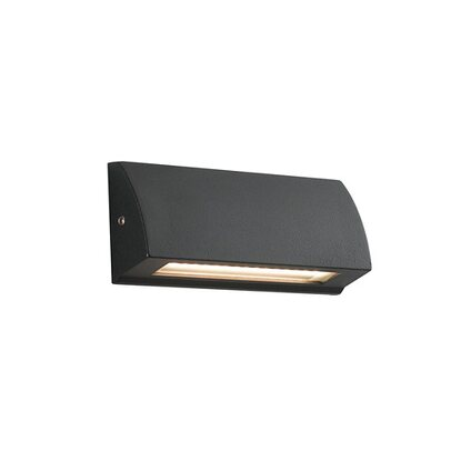 Intec applique Shelby LED integrato 4W IP54 antracite