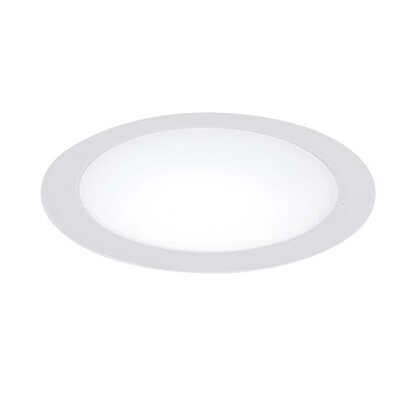 Intec incasso Fusion LED integrato 5W bianco