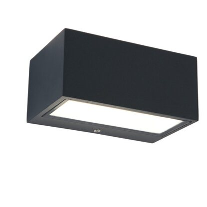 LUTEC Gemini small square up&down LED