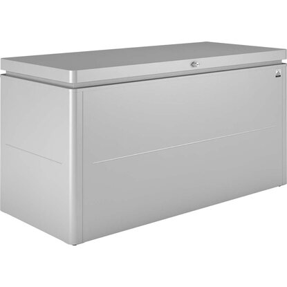 Biohort LoungeBox 160 argento metallizzato
