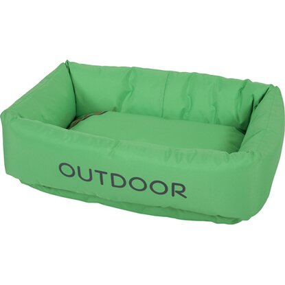 Cuscino outdoor sfoderabile cosy verde